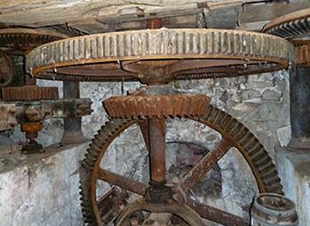 Le moulin de Mezu